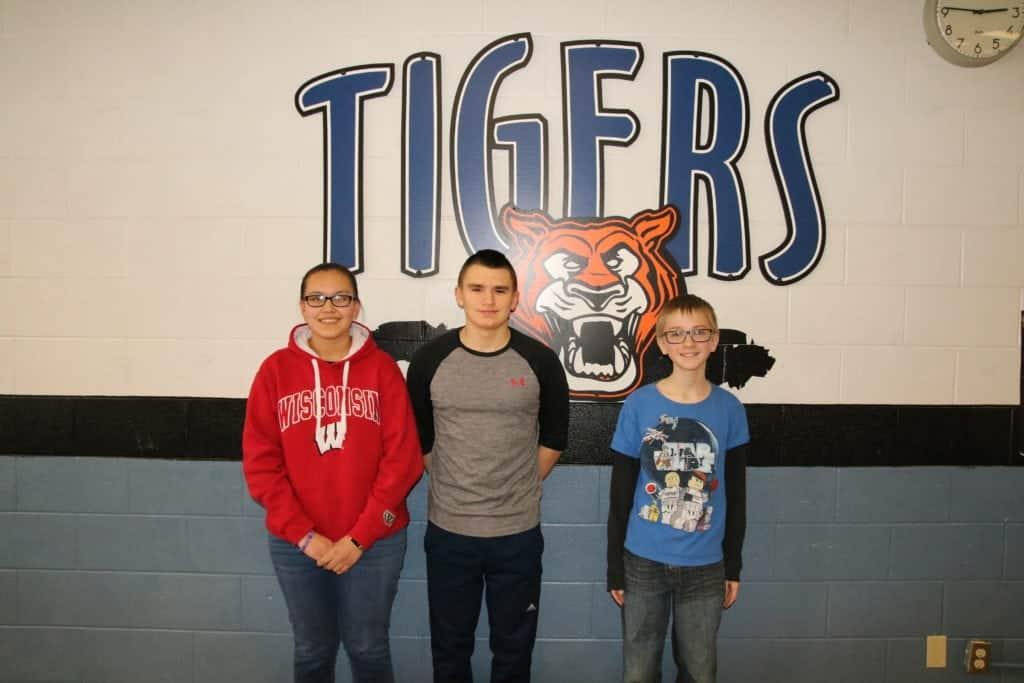 Wrightstown Middle School Spelling Bee