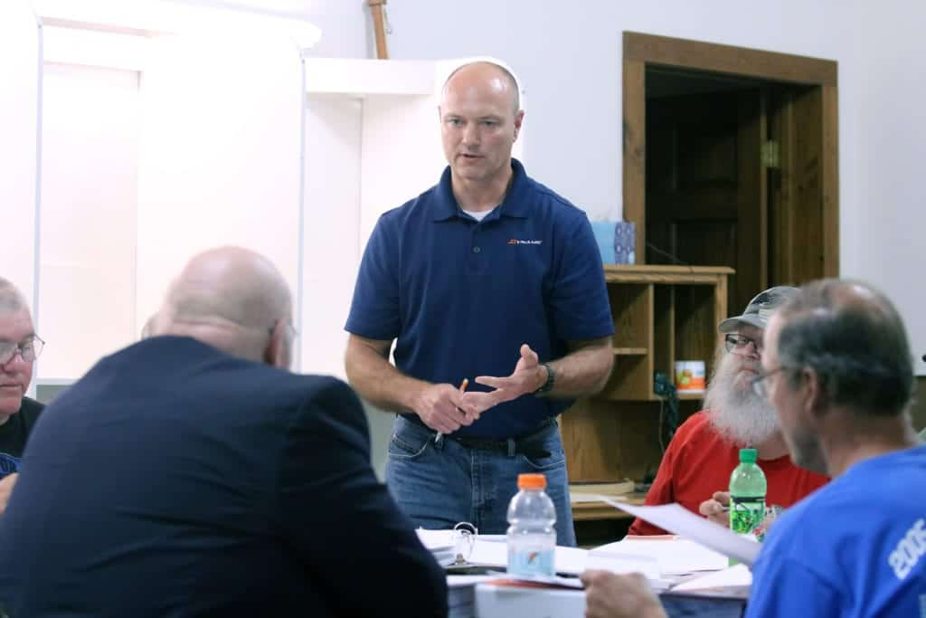 Town of Wrightstown holds special meeting for digester application